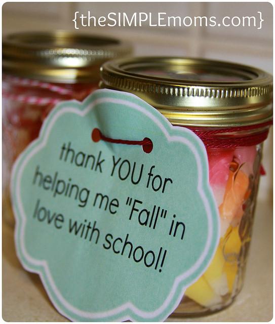 Thanksgiving Gift Ideas For Teachers  Shine Kids Crafts 12 Easy Thanksgiving Gifts for Teachers