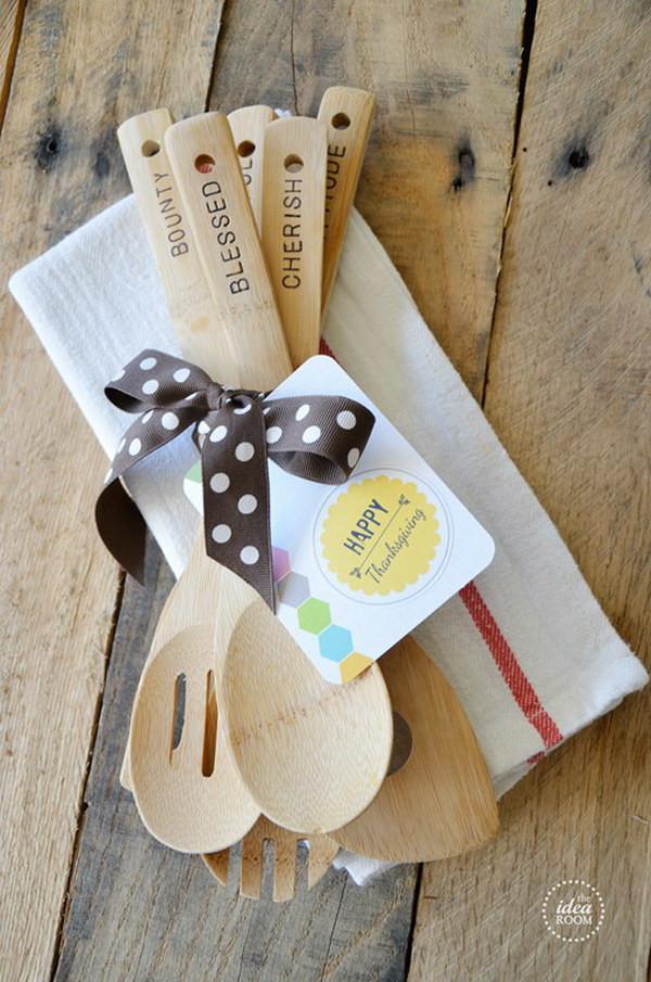 Thanksgiving Gift Ideas  20 Perfect DIY Hostess Gift Ideas & Tutorials