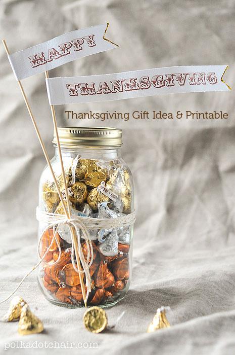 Thanksgiving Gift Ideas  Thanksgiving Gift Ideas & Free Thanksgiving Printable