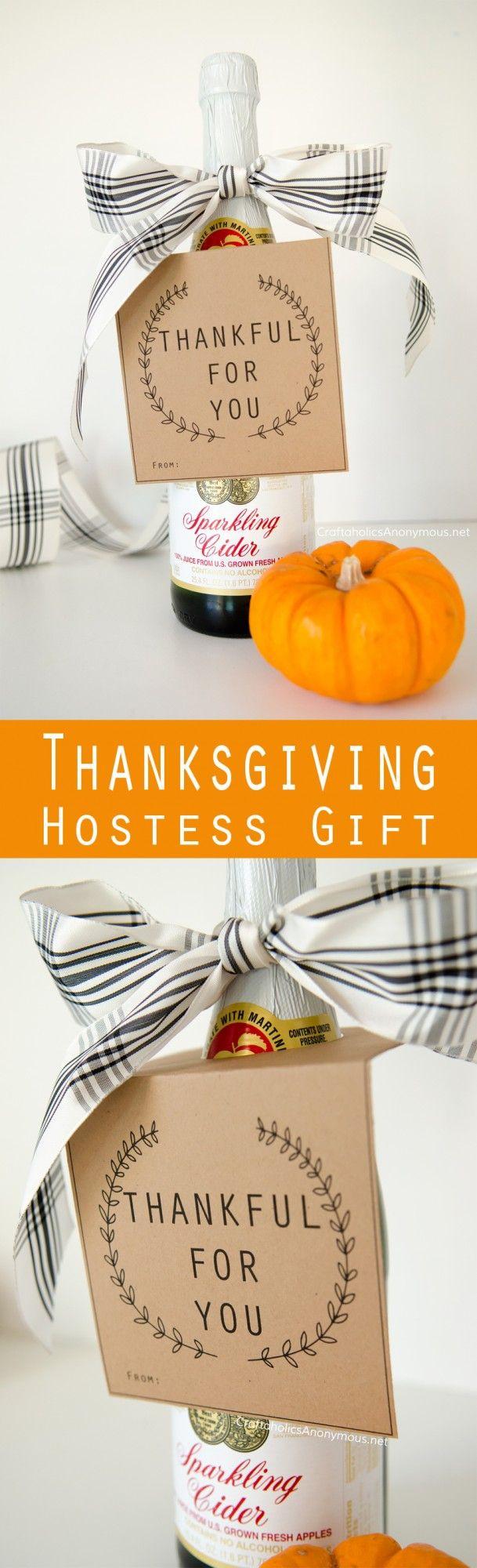 Thanksgiving Hostess Gift Ideas Homemade  The 25 best Thanksgiving hostess ts ideas on Pinterest