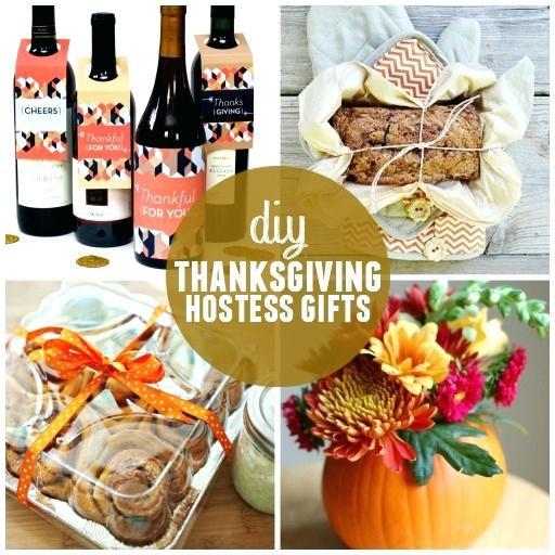 Thanksgiving Hostess Gift Ideas Homemade  Homemade Thanksgiving Gift Ideas Thanksgiving Gift Ideas A