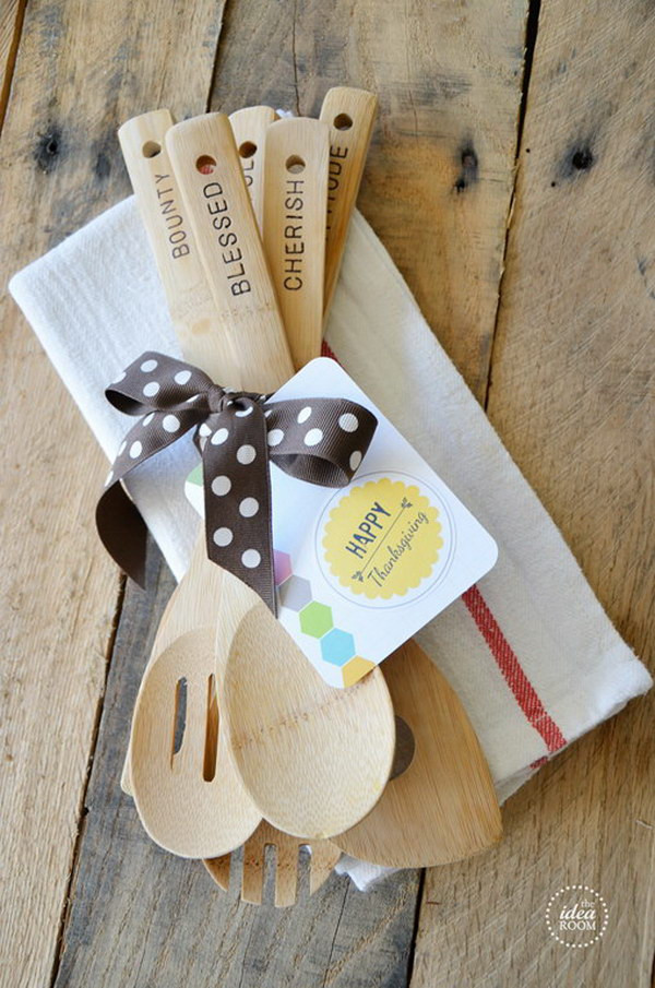 Thanksgiving Hostess Gift Ideas  20 Perfect DIY Hostess Gift Ideas & Tutorials