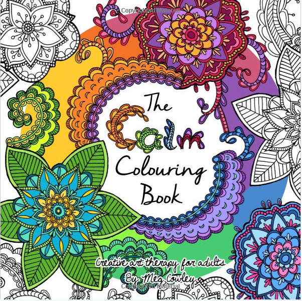 The Calm Coloring Book  The Calm Colouring Book Volume 2 Review