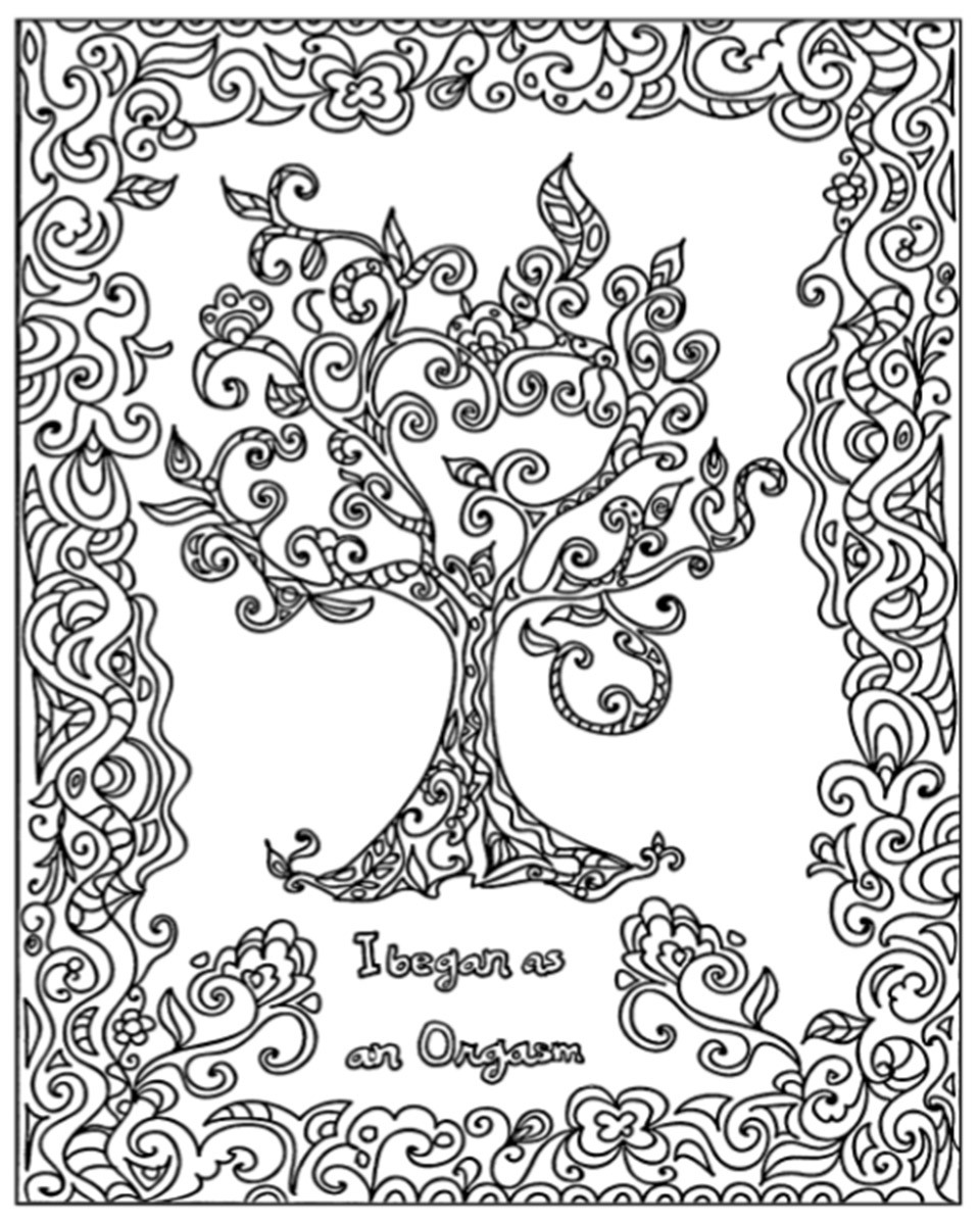 The Calm Coloring Book  Top Wel e To The Team Funny for Pinterest Tattoos