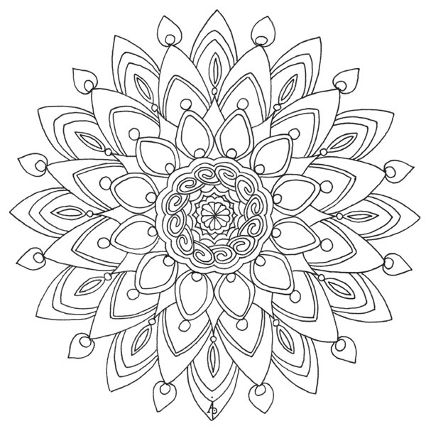 The Calm Coloring Book  The Calm Coloring Book Designs From Lacy Mucklows Colour