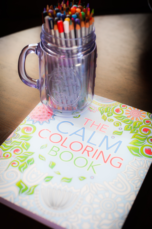 The Calm Coloring Book  The Calm Coloring Book My Favorite New Hobby