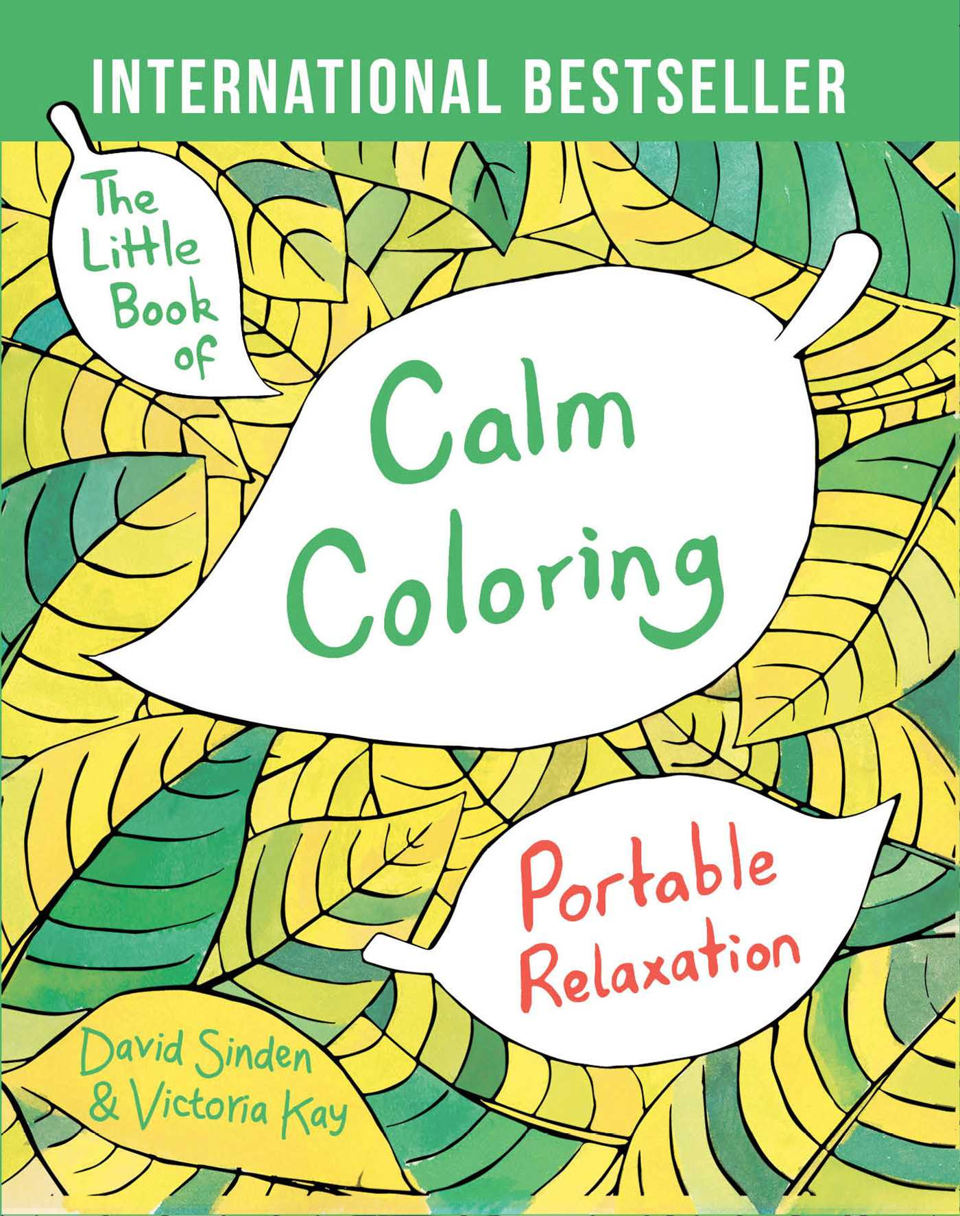 The Calm Coloring Book  The Little Book of Calm Coloring