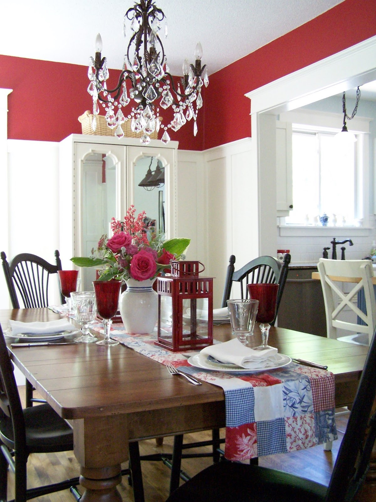 Best ideas about The Dining Room . Save or Pin Delorme Designs RED DINING ROOMS PART 2 Now.