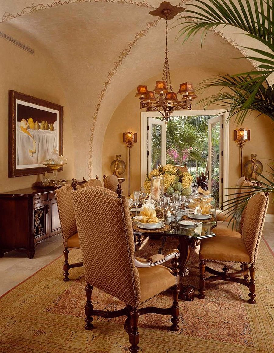 Best ideas about The Dining Room . Save or Pin Exotic and Exquisite 16 Ways to Give the Dining Room a Now.