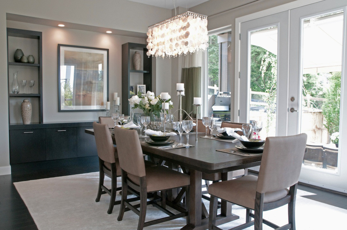 Best ideas about The Dining Room . Save or Pin The Beauty Dining Room Chandeliers Amaza Design Now.