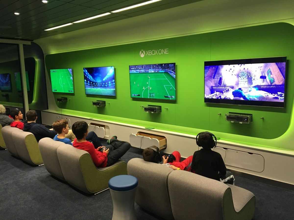 Best ideas about The Game Room Store . Save or Pin gaming lounge Buscar con Google Now.