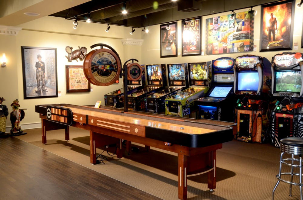 Best ideas about The Game Room Store . Save or Pin s for Peters Billiards The Game Room Store Yelp Now.