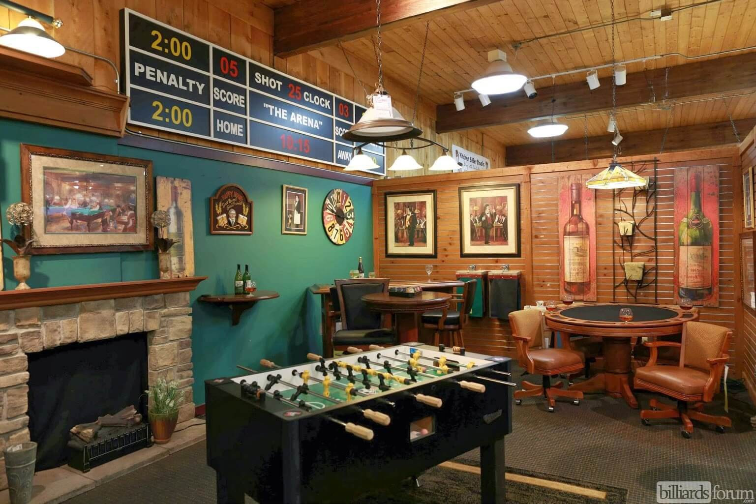 Best ideas about The Game Room Store . Save or Pin Allstate Home Leisure Novi Now.