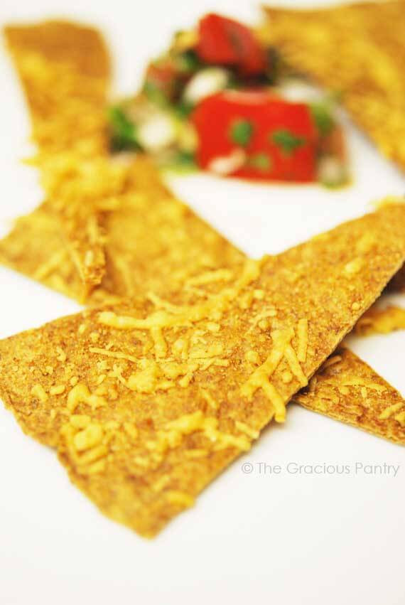 Best ideas about The Gracious Pantry . Save or Pin Wheat Tortilla Chips Recipe Now.
