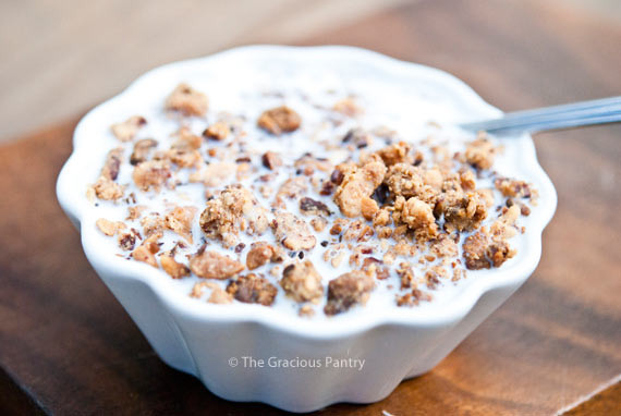 Best ideas about The Gracious Pantry . Save or Pin Grape Nuts Cereal Recipe Now.