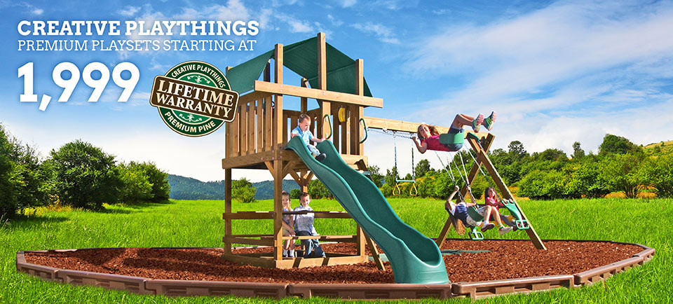 Best ideas about The Great Backyard Place . Save or Pin Swing Sets & Play Sets Now.
