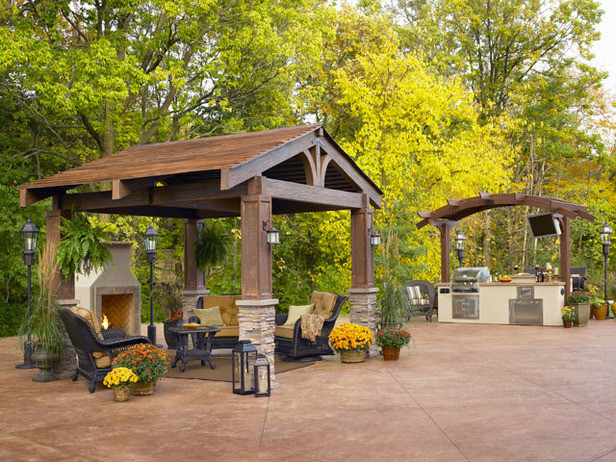 Best ideas about The Great Backyard Place . Save or Pin Build Your Own Wooden Gazebo The Texas811 Blog Now.