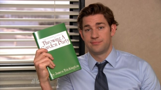 Best ideas about The Office Garden Party . Save or Pin Ranking Jim Halpert's 6 Most Expensive Pranks Now.