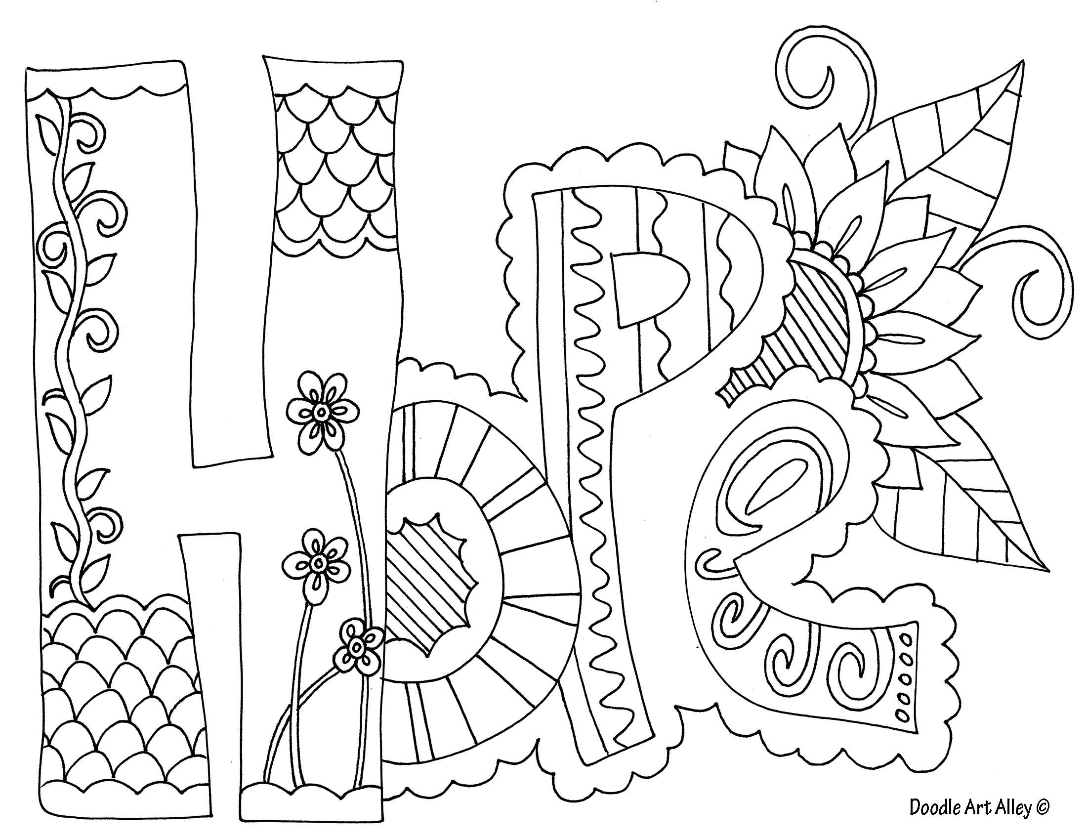 Therapy Coloring Pages For Adults  Coloring Page That Says Quotes QuotesGram