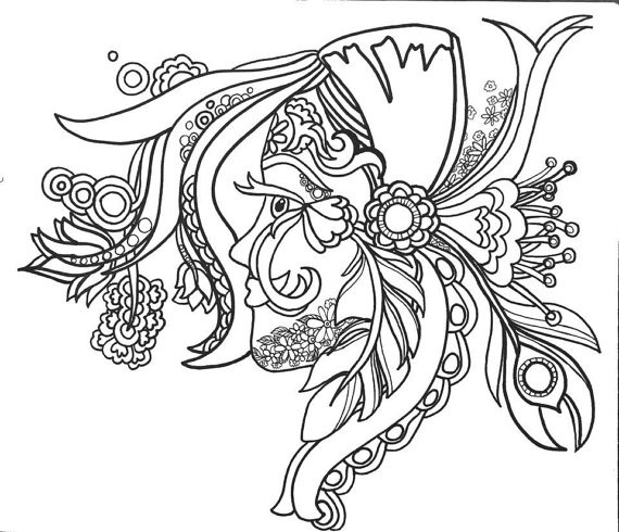 Therapy Coloring Pages For Adults  Art Therapy Coloring Pages Bestofcoloring