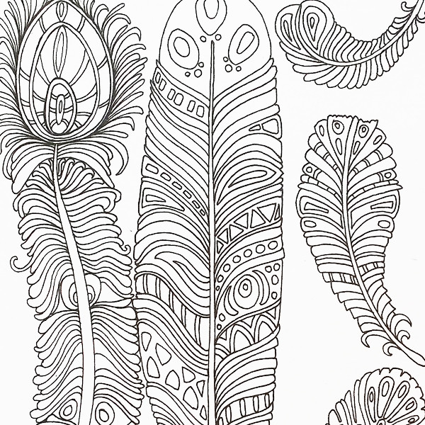 Therapy Coloring Pages For Adults  Coloring Pages Adult Art Therapy Colouring Pages
