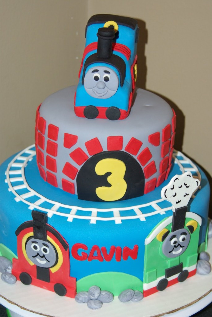 Best ideas about Thomas Birthday Cake . Save or Pin Thomas The Train Cakes – Decoration Ideas Now.