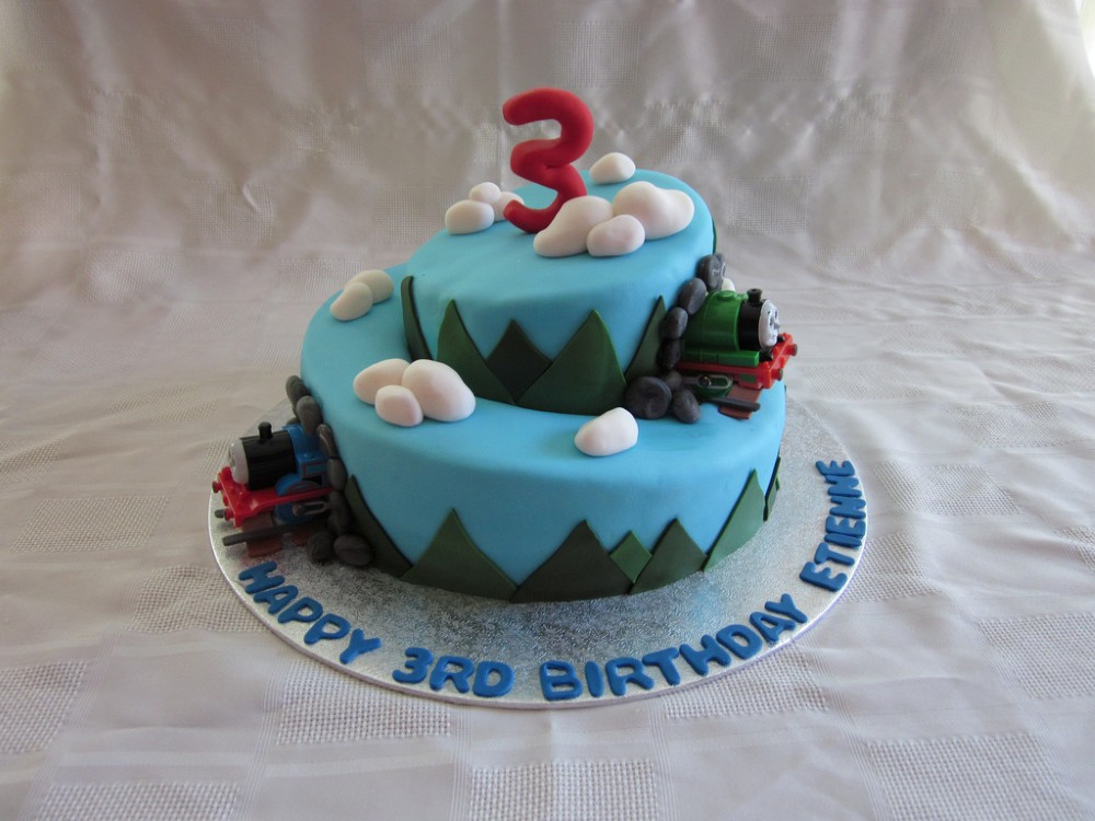 Best ideas about Thomas Birthday Cake . Save or Pin Themed Cakes Birthday Cakes Wedding Cakes Thomas The Now.
