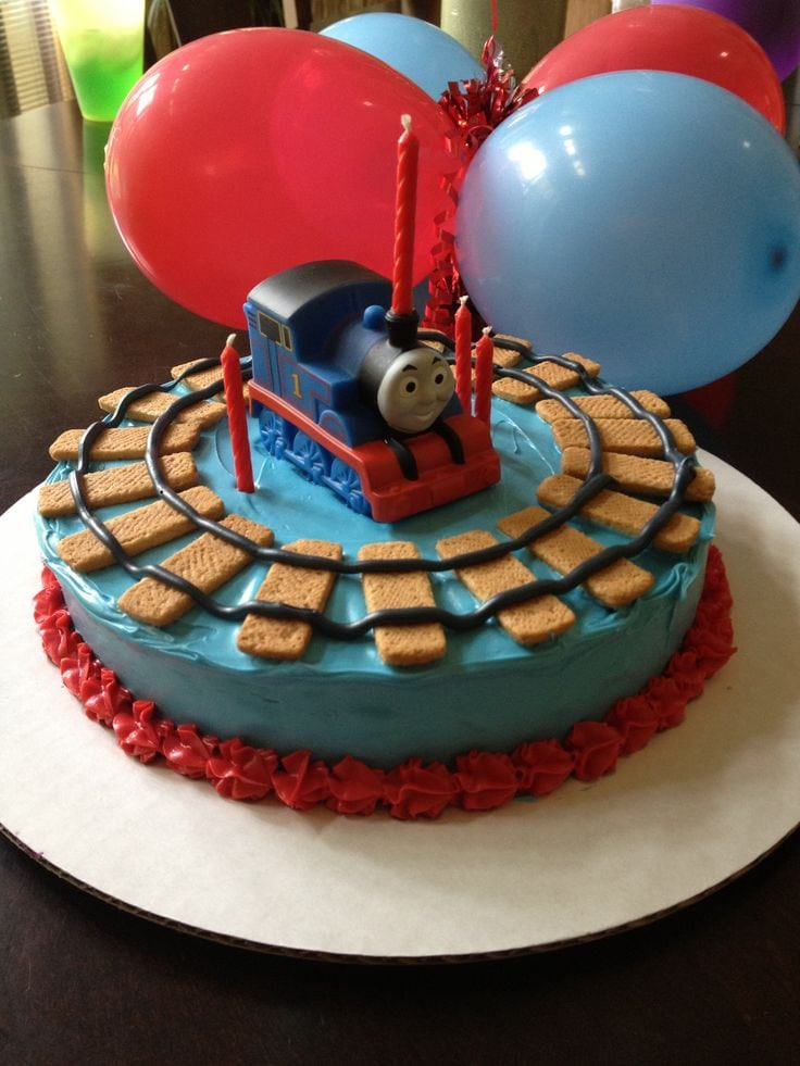 Best ideas about Thomas Birthday Cake . Save or Pin Train Birthday Cakes Archives Invitation Templates Design Now.