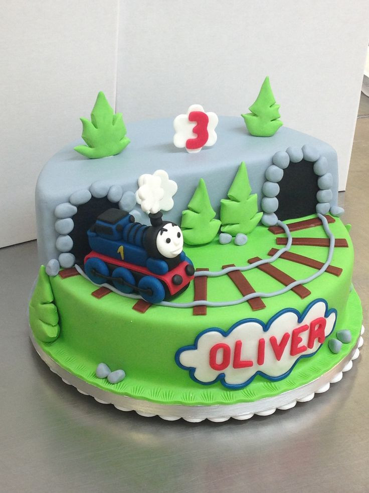 Best ideas about Thomas Birthday Cake . Save or Pin 25 best ideas about Thomas birthday cakes on Pinterest Now.