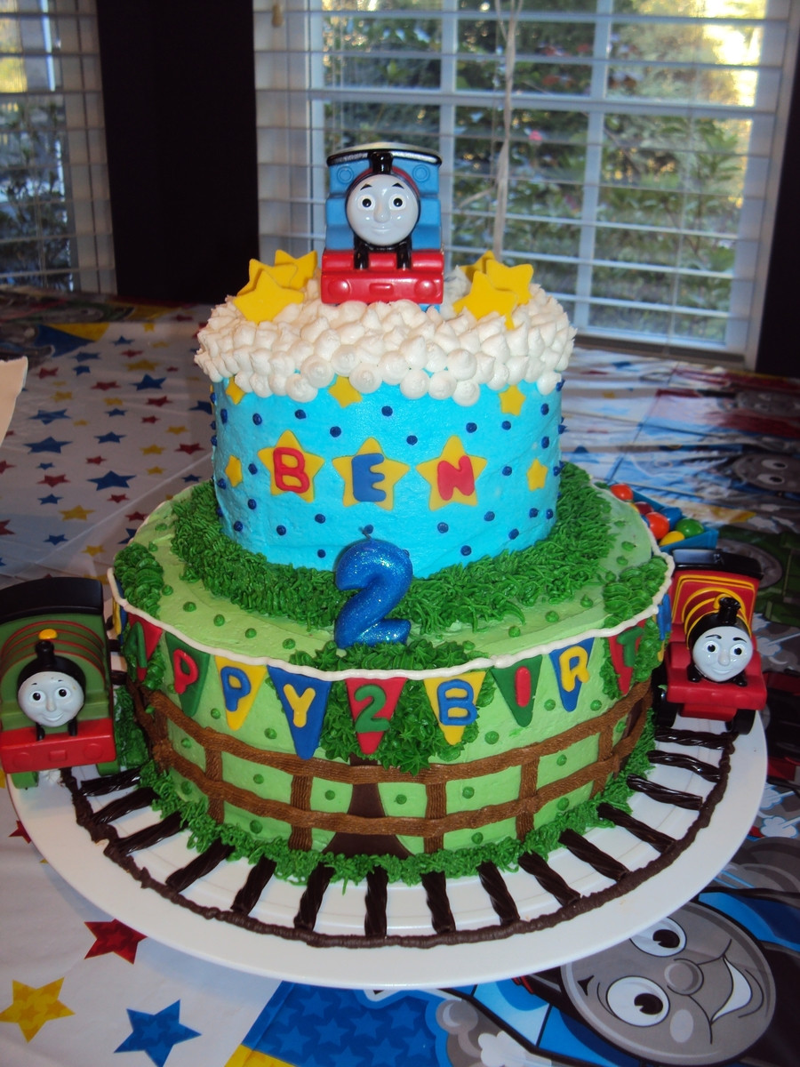 Best ideas about Thomas Birthday Cake . Save or Pin Thomas The Train Birthday Cake CakeCentral Now.