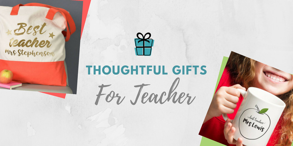 Thoughtful Thank You Gift Ideas  Thoughtful Thank You Teacher Gift Ideas