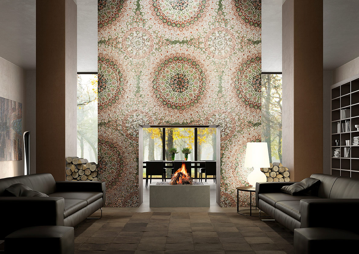 Best ideas about Tile Accent Wall . Save or Pin Tile Accent Walls Bring Character and Sophistication Now.