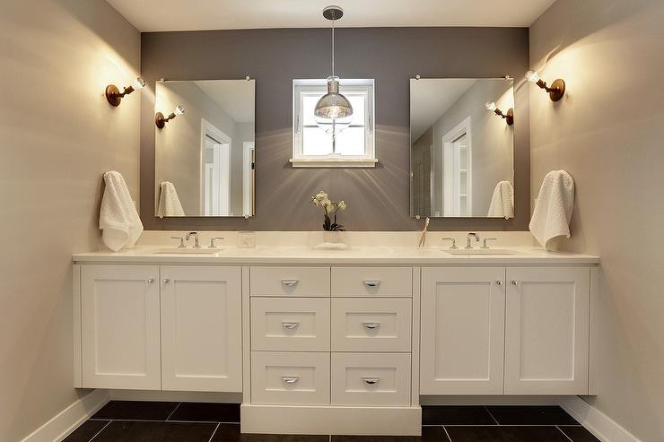 Best ideas about Tile Accent Wall In Bathroom . Save or Pin 15 Accent Wall Ideas For Your Bathroom Now.