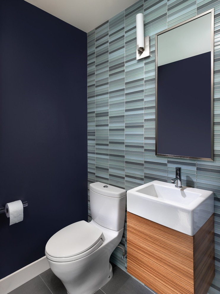 Best ideas about Tile Accent Wall In Bathroom . Save or Pin Tile Accent Wall In Bathroom Now.