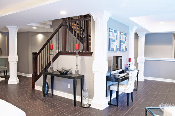 Best ideas about Tiny Basement Ideas . Save or Pin Remodeling Small Basement Ideas Now.