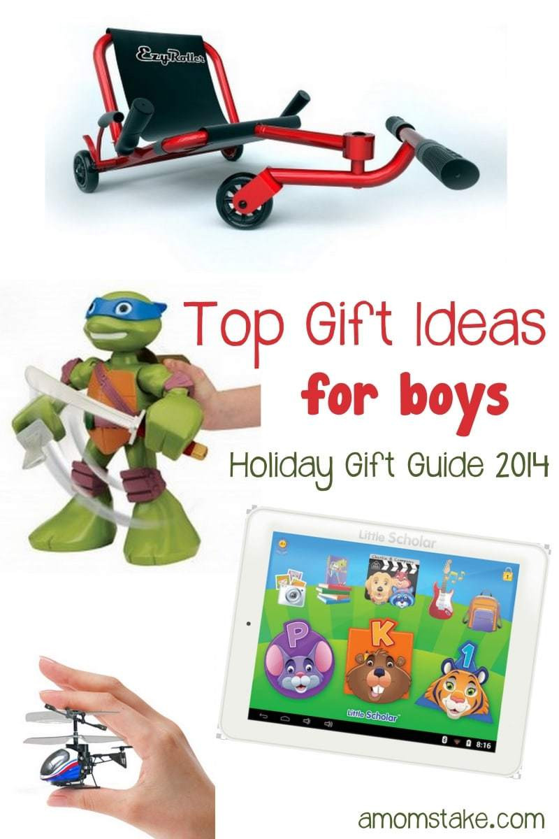Top Gift Ideas For Boys  Top Gifts for Boys 2014 Giveaway A Mom s Take
