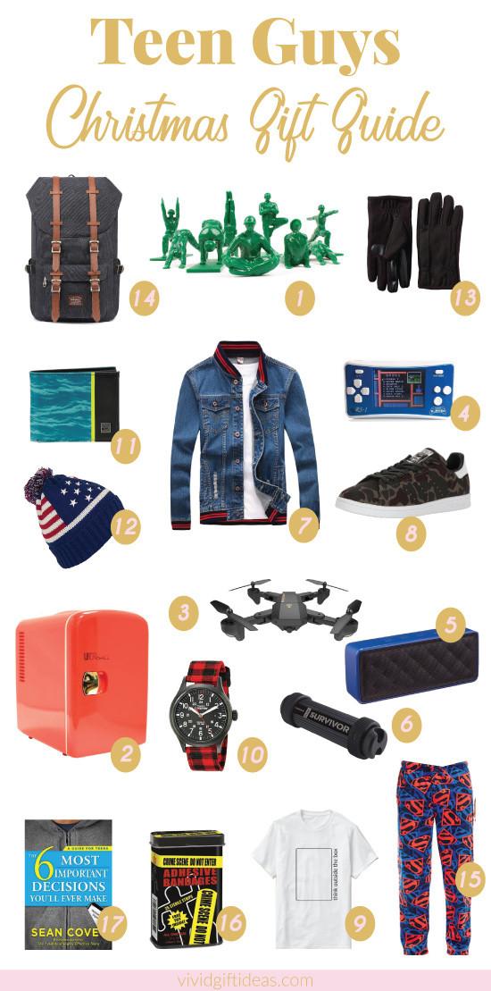 Top Gift Ideas For Boys  17 Best Christmas Gift Ideas for Teen Boys Vivid s