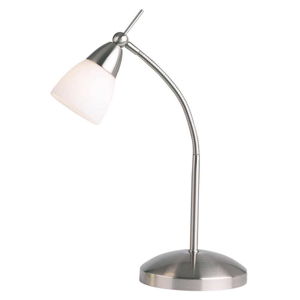 Best ideas about Touch Desk Lamp . Save or Pin Endon 652 TLSC Satin Chrome Touch Dimmer Desk Lamp Now.