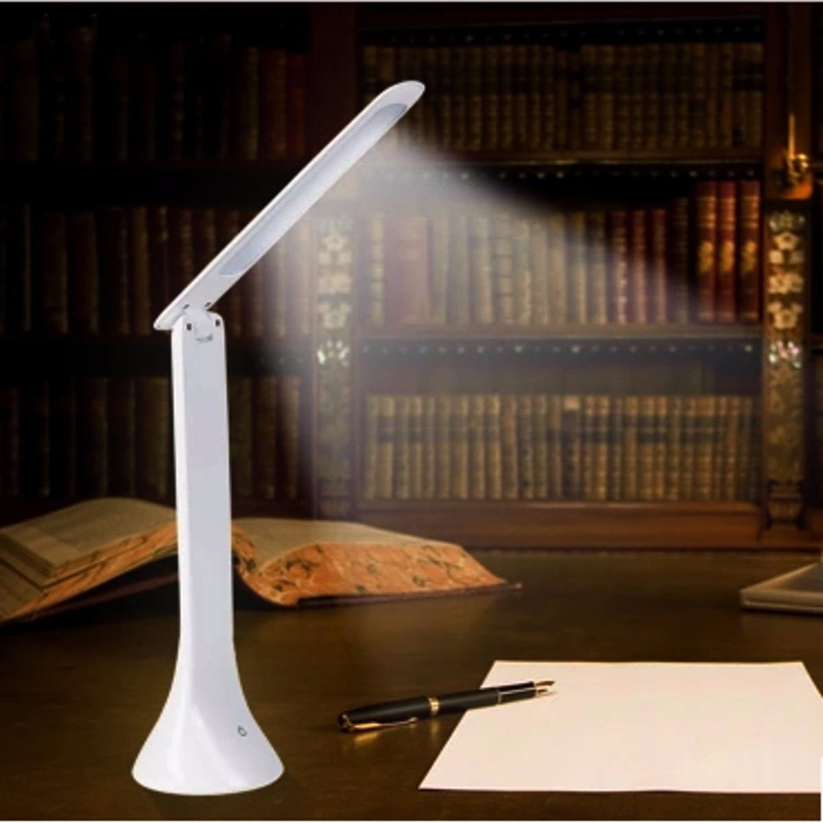 Best ideas about Touch Desk Lamp . Save or Pin Adjustable USB Rechargeable Touch Sensor LED Desk Table Now.
