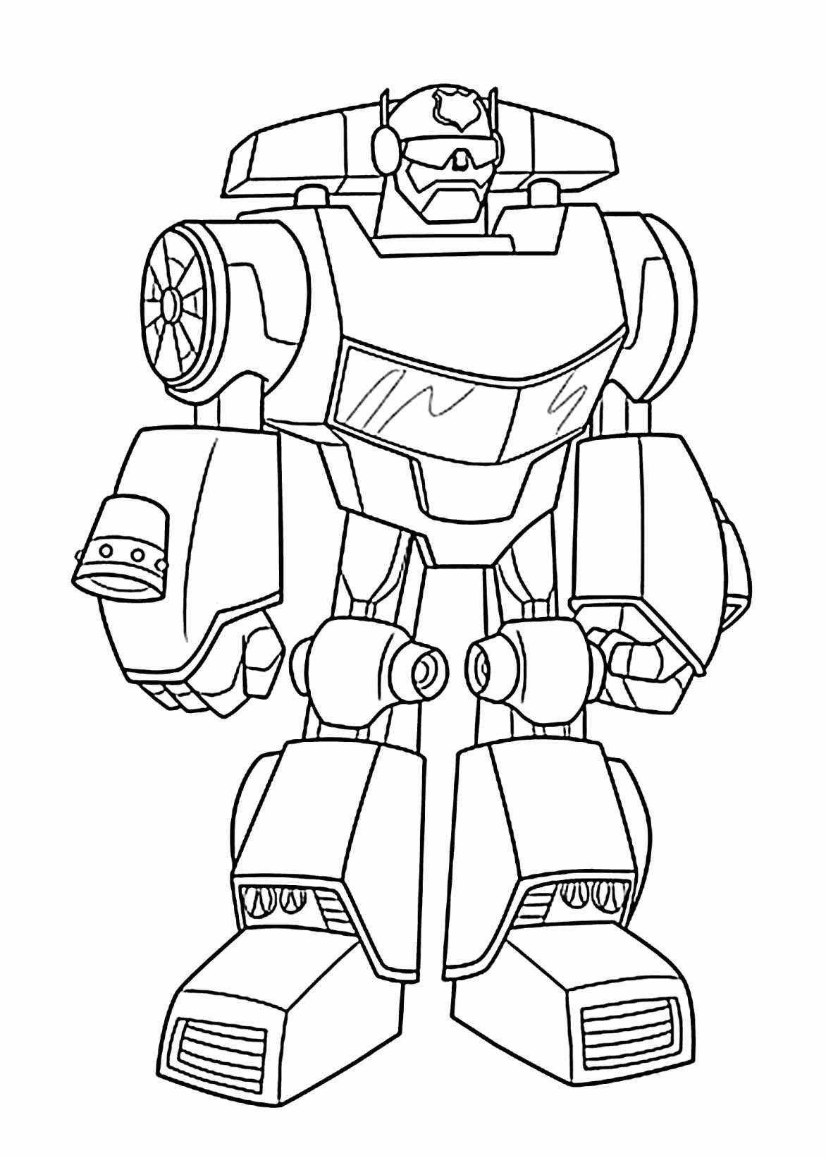 Transformers Coloring Pages Bumblebee  Bumble Bee Coloring Pages Transformers Bumblebee Page With
