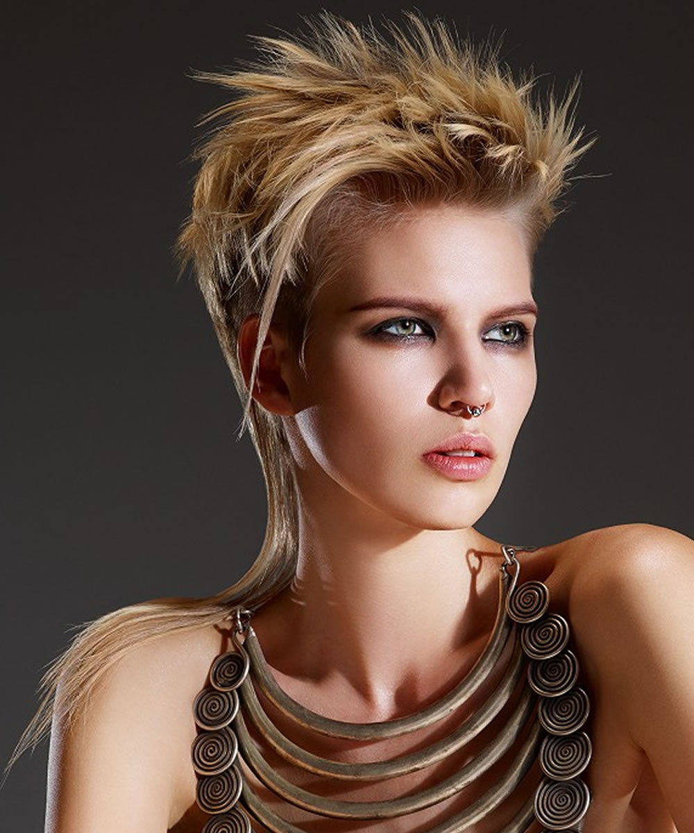 Best ideas about Trending Haircuts . Save or Pin Short 2018 Pixie Haircuts & Hairstyles Colors and Ideas Now.