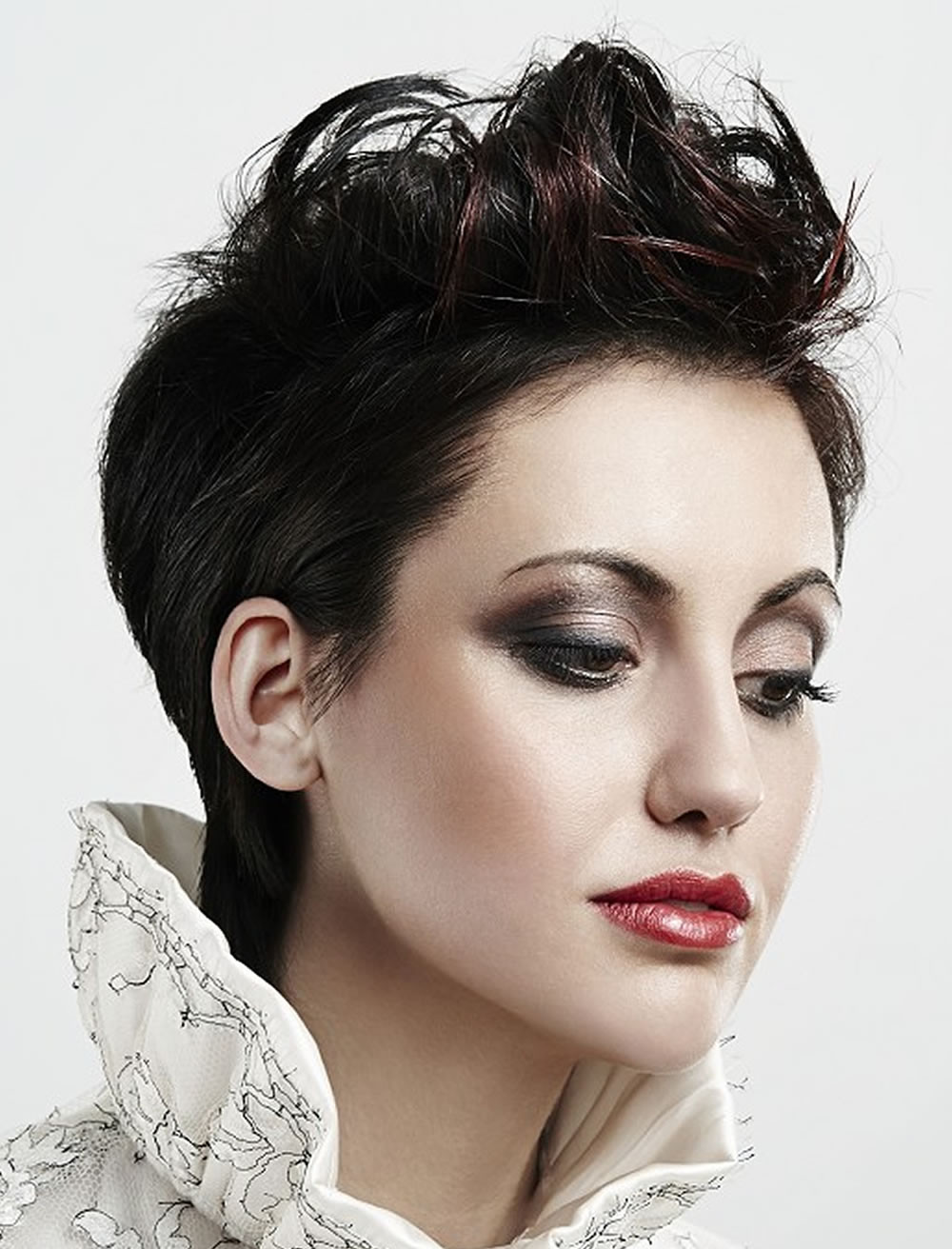 Best ideas about Trending Haircuts . Save or Pin 2018 Short Haircut Trends and Hair Colors for Female Now.