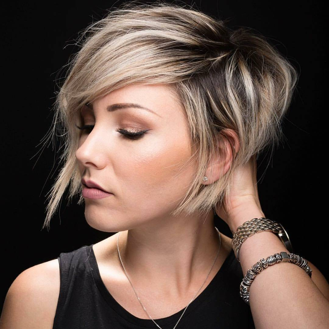 Best ideas about Trending Haircuts . Save or Pin Latest Short Hairstyles Trends 2018 Page 4 of 6 Now.