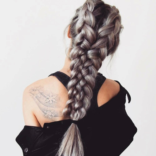 Best ideas about Tumblr Girls Hairstyle . Save or Pin Braided hairstyles ideas Braids to try out at home Now.