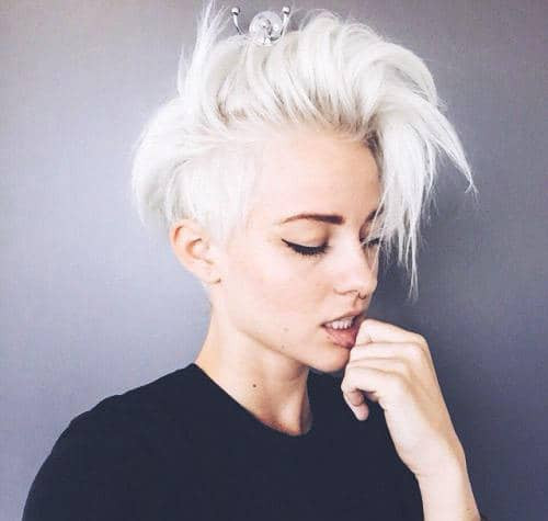 Best ideas about Tumblr Girls Hairstyle . Save or Pin Short Hairstyles Tumblr Short and Cuts Hairstyles Now.