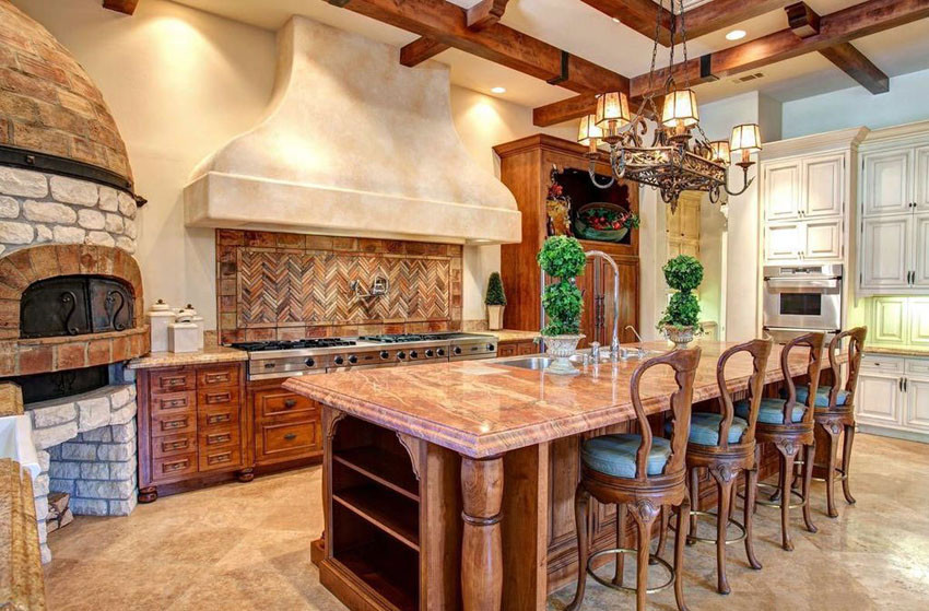Best ideas about Tuscany Kitchen Decor . Save or Pin 29 Elegant Tuscan Kitchen Ideas Decor & Designs Now.