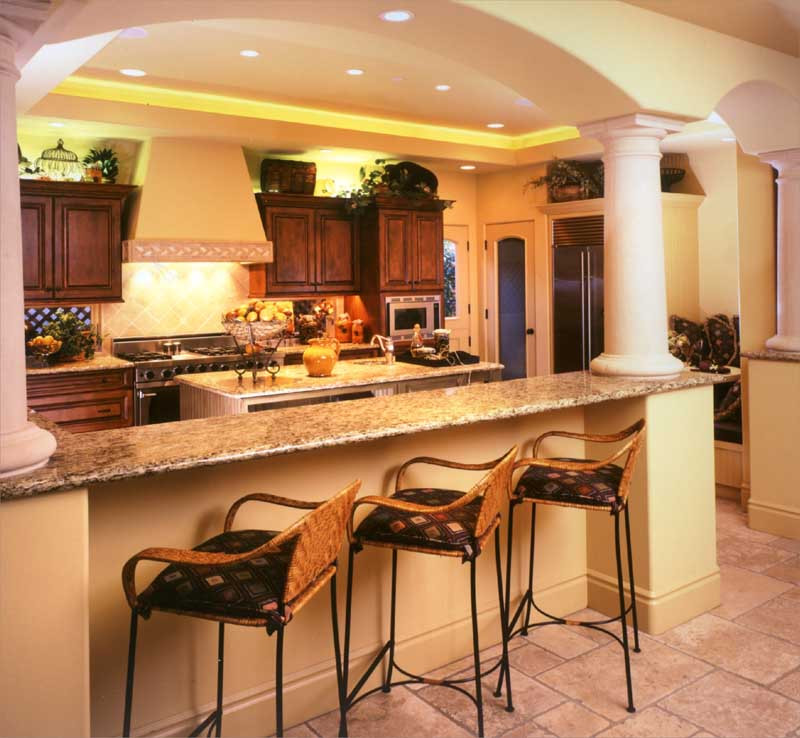 Best ideas about Tuscany Kitchen Decor . Save or Pin Country Tuscan Kitchen Styles Now.