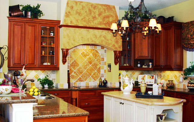 Best ideas about Tuscany Kitchen Decor . Save or Pin Tuscan Kitchen Décor Now.