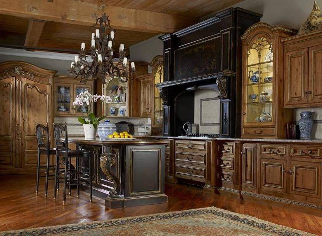Best ideas about Tuscany Kitchen Decor . Save or Pin Alluring Tuscan Kitchen Design Ideas with a Warm Now.