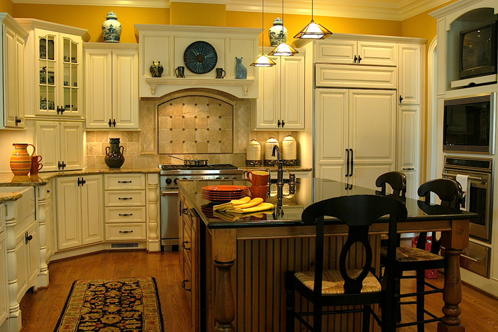 Best ideas about Tuscany Kitchen Decor . Save or Pin How to Create a Tuscan Kitchen Now.